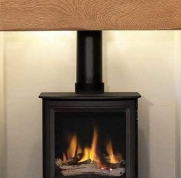 Newman Flameview ST1 Gas Stove